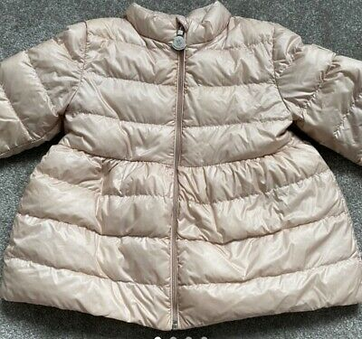 Moncler Baby Girl Coat 2year Old
