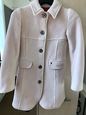 Miss Sixty M60 girls coat Age 12 Powder pink