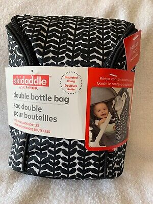 Skiddadle Double Bottle Bag