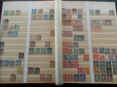 3199FRANCE STAMP LOT from 18 PAGES 500+ STAMPS most individuals from 1862?-1975