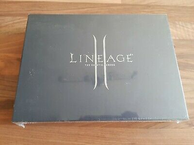 Lineage 2 The Chaotic Throne Collectors Edition
