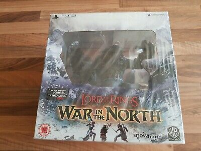 Lord Of The Rings War In The North Collectors Edition