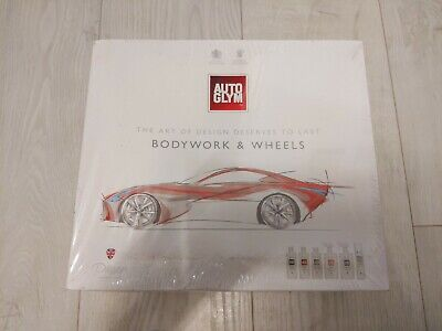 Autoglym Perfect Bodywork & Wheels Collection Kit Gift Car Care Cleaning Set New