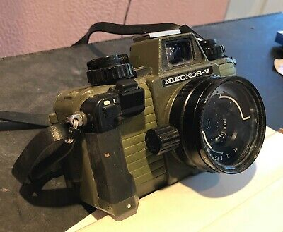 Nikon Nikonos V 35mm Underwater Film Camera with 35 mm lens