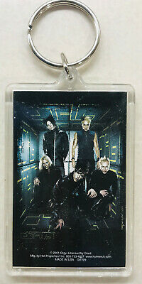 """29x LOT """"Orgy"""" Band Key-Chains (New) (2001) (Sealed Baggie)"""