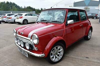 2001 Y Rover Mini 1.3 Cooper Sport 500-1 Owner Car-Only 2800 Miles-One Of The La