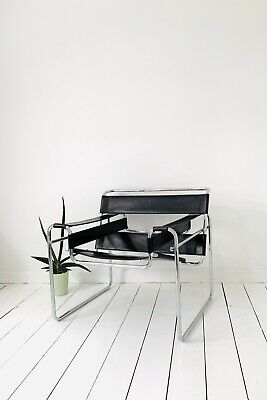 Wassily Lounge Chair By Marcel Breuer