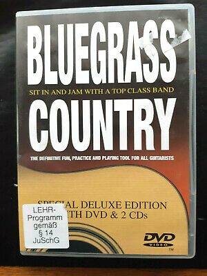 Bluegrass Country Special Deluxe Edition 1 DVD & 2 CD