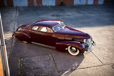 1940 Cadillac Series 62  One of a kind