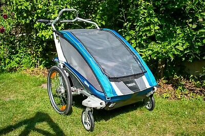 Thule Chariot CX2 double buggy