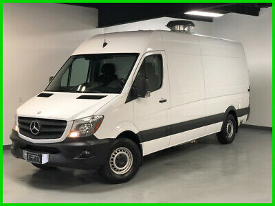 2014 Mercedes-Benz Sprinter 2500 EXTENDED RAISED ROOF 2014 2500 EXTENDED RAISED ROOF Used Turbo 2.1L I4 16V Automatic RWD Minivan/Van