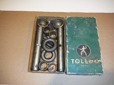 Ford Model AA, 1929-31 King Pin Set, Toledo Steel Products, NORS