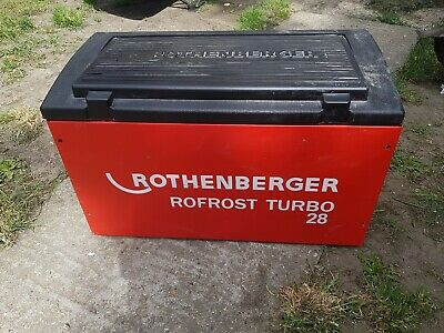 Rothenberger 15002699 Rofrost Turbo 28 Pipe Freezing System