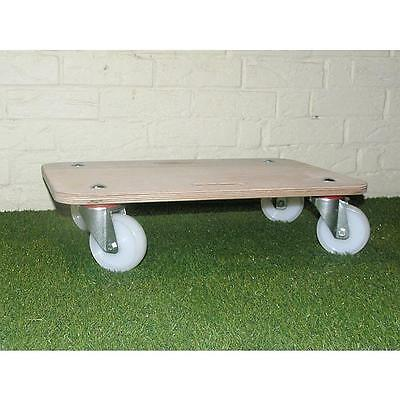 HEAVY DUTY 540kg FURNITURE REMOVAL DOLLY Piano POOL TABLE MOVER Trolley Platform