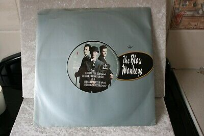 "The Blow Monkeys - Digging Your Scene - 12"" Vinyl Single"