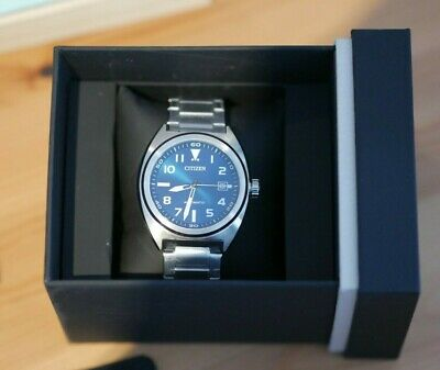 Citizen Automatic NJ0100-89L Men's Watch stainless steel case & band
