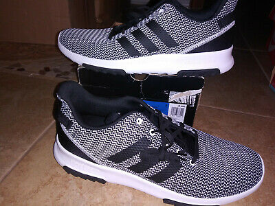 NEW $74.99 Mens Adidas Cloudfoam Racer TR Running Shoes, size 13
