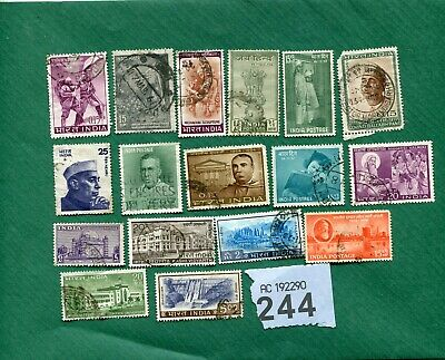 Set stamps of   India