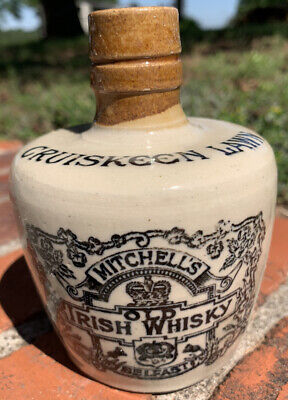 """""""Mitchell's Cruiskeen Lawn Old Irish Whiskey"""" Jug Free Shipping With Buy It Now"""
