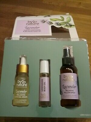 by nature Lavender Sleep Set  Geschenkset --  NEU / OVP