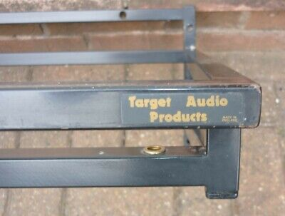 Target Audio Wall Mounted Turntable Or Amp Shelf In Great Condition.