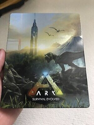 Ark Survival Evolved PS4 Steelbook ONLY PS4 (NO GAME)