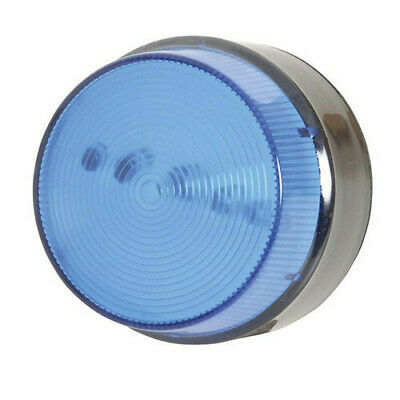 BLUE TechBrands 12VDC LED Waterproof Strobe Light
