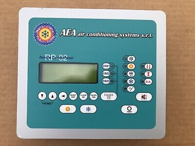 AEA RP-02 Remote Control Panel Air Conditioning System