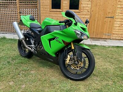 Kawasaki ZX10R 2005 C2H 1 OWNER FROM NEW !!!! 6,900 miles