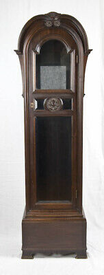 Waltham 9 tube grandfather clock case only @ 1910s Original Great!