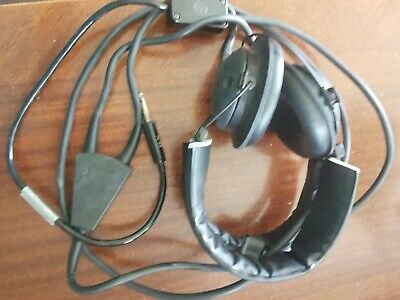 Collins RX Headphone Heavy Duty From The Swiss Military