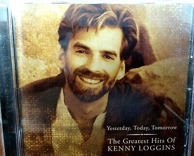 KENNY LOGGINS CD Greatest Hits of COLUMBIA CK 67986 Stereo Rock Blues 1997 VG+