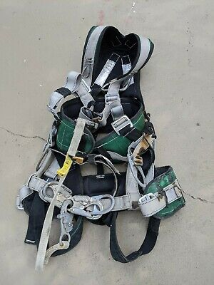 Construction Positioning Harness  Large Plus Safety Helmet