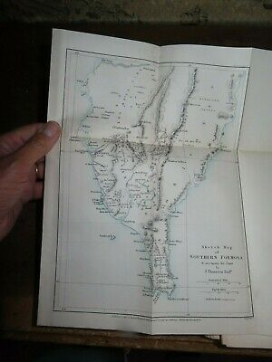 1873 Journal Of The Royal Geographical Society 14 Maps Persia Formosa Seistan