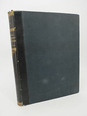 Royal Academy Pictures 1893 1894. Royal Academy Suplement Of The Magazine Of Art