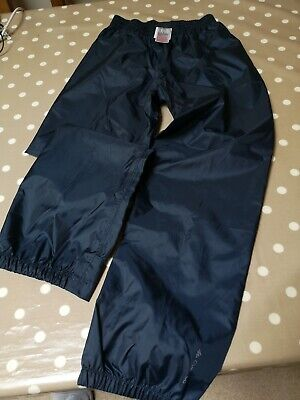 Girls Water Proof Over Trousers From Decathlon Size 10 Years