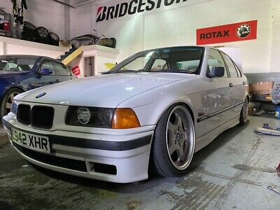 bmw e36 318 m50 converted on air ride