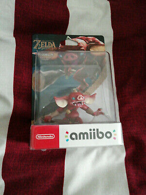 Bokoblin Amiibo The Legend OF Zelda: Breath of the Wild Collection Switch Sealed