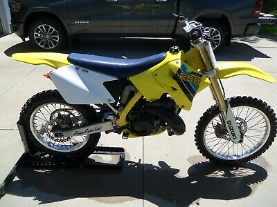2007 Suzuki RM  2007 Suzuki RM250 - Excellent Condition - NO RESERVE