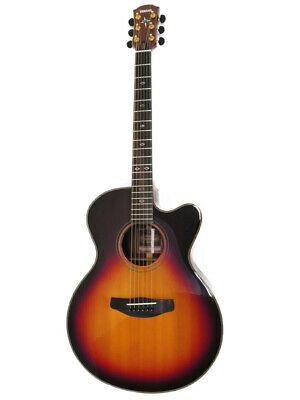 YAMAHA E.CPX1200VS 2010 1b03g h10AB Acoustic Electric Guitar