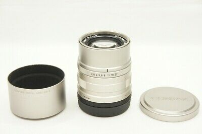 """""""EXC"""" CONTAX Carl Zeiss Sonnar T* 90mm F2.8 AF Lens for G1 G2 G Mount #200525e"""