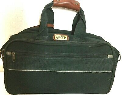 Ricardo Beverly Hills Cayman Green  Carry On Luggage No Strap