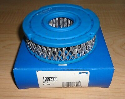 HALDEX / MIDLAND   Air Cleaner Filter 100696E   New Old Stock Free Shipping