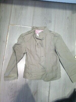 !!Girls Age 5-6 Marks And Spencers Jacket!!