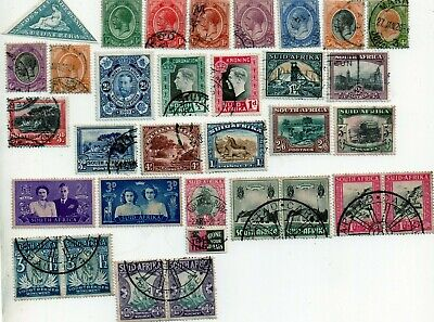 commonwealth stamps, south africa