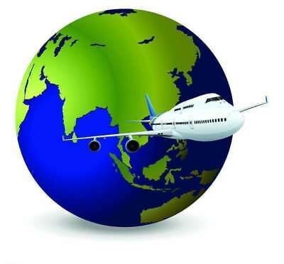 ServiceTracking number Shipping Registered Air Mail Postage Worldwide