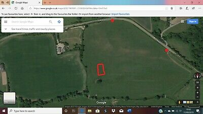 Land For Sale  Broadwas Worcester Wr65Nl