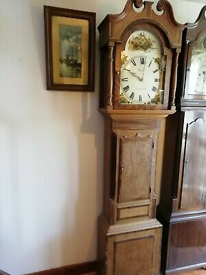 Longcase grandfather clock 30hr