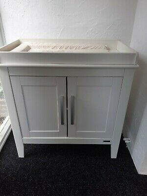 Mamas And Papas Baby Changing Unit Table With Storage