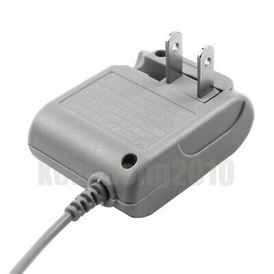 Travel AC Wall Home Charger Power Adapter Cord Nintendo 2DS, 3DS XL NDSi DSi